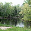 At The River by Linda Kerkau