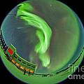 Aurora Borealis Over Churchill by Alan Dyer