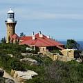 Australia - Path To Barrenjoey Lighthouse by Jeffrey Shaw