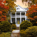Autumn Hideaway by Jessica Jenney