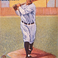 Babe Ruth (1895-1948) by Granger