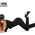 Bad Ass Mossad Agent by Pin Up  TLV