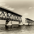 Bahia Honda Bridge by Gary Oliver