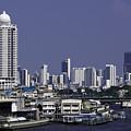 Bangkok Thailand by Anthony Totah