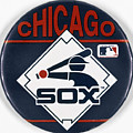 Baseball Button by Granger