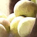 Basket Of Apples by Pam  Holdsworth