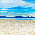 Beach Panorama by MotHaiBaPhoto Prints