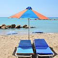 Beach Resort by Shay Levy