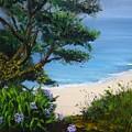 Bel Ile En Mer  by Lizzy Forrester