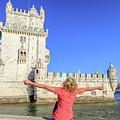 Belem Tower Tourism by Benny Marty