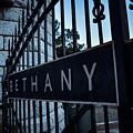 Bethany Cemetery by Angela Sherrer