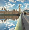 Big Ben London by Adrian Evans