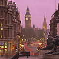 Big Ben London England by Panoramic Images