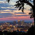 Birmingham Skyline by Jeffery Gordon