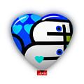 Blue Heart by Charles Stuart