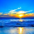 Blue Heaven #3 by Dennis Wat