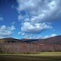 Blue Ridge Foothills by Henri Irizarri