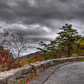 Blue Ridge Parkway by Todd Hostetter