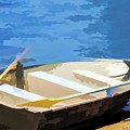 Boat 1 by Jeelan Clark