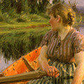 Boating by Anders Zorn