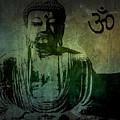 Buddha by Michael Grubb