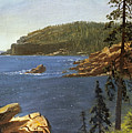 California Coast by MotionAge Designs