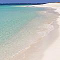 Caribbean Beach. by Fernando Barozza