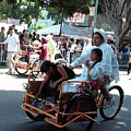 Carnival Cart by Teresa Elizondo