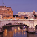 Castel Sant'angelo by Andre Goncalves