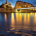 Cathedral Notre Dame - Paris by Brian Jannsen