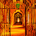 Cell Block 10 by Paul W Faust - Impressions of Light