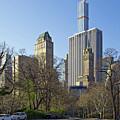 Central Park by Paul Fell