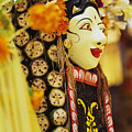 Ceremonial Mask by Dana Edmunds - Printscapes