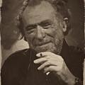 Charles Bukowski 2 by Afterdarkness
