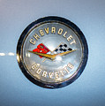 Chevrolet Corvette Badge by Peter Lloyd