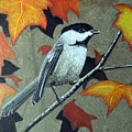 Chickadee by Stan White
