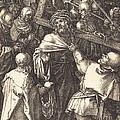 Christ Carrying The Cross by Albrecht D?rer