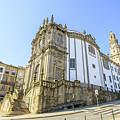 Church Of Clerigos Porto by Benny Marty
