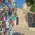 Church Of Profitis Elias - Cyprus by Joana Kruse