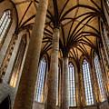 Church Of The Jacobins Interior by Elena Elisseeva