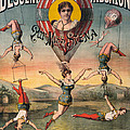 Circus Poster, C1890 by Granger