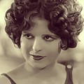 Clara Bow, Vintage Actress by John Springfield