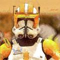 Clone Trooper Commander by Leonardo Digenio