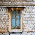 Closed Door Of An Old Chapel In Croatia by Stefan Rotter