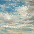 Clouds by John Constable