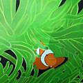 Clownfish by Sherri Gill
