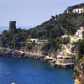 Furore - Coast Of Amalfi by Joana Kruse