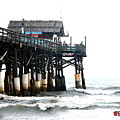 Cocoa Beach Pier by W Gilroy