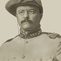 Colonel Theodore Roosevelt by War Is Hell Store