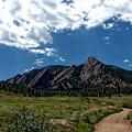 Colorado Landscape by Anthony Dezenzio